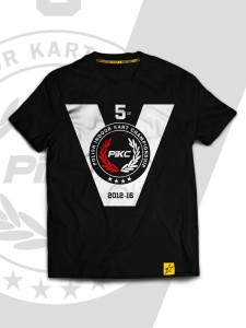 T-shirt PIKC 2016 by KMLS